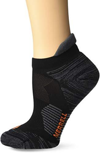 Merrell Womens 3 Pack Performance Hiker Socks Low Cut Tab//Quarter//Crew