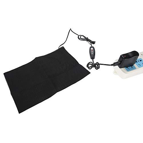 Cuque Calentador de Tela, tapete Calefactor de Cintura, Lavado para Calentar el Cuello Lumbar