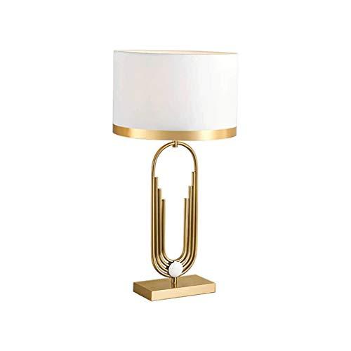 WZHZJ Sencilla Cuerpo de la lámpara Proceso de Hardware sólido del Hierro Redondo del Arte Creative Design antióxido Curva Suave Hermosa