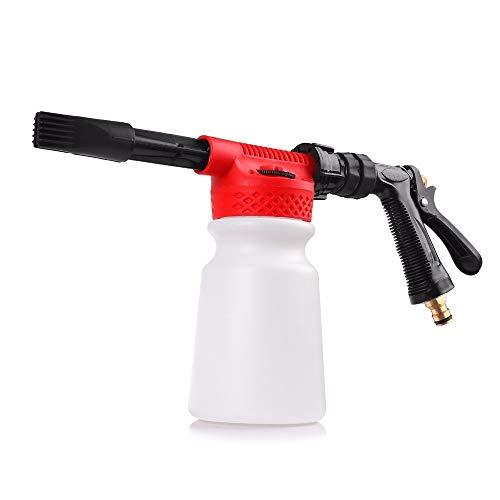 Wasmachine van de Auto van de Hoge druk van de sneeuw Foamer waterpistool 900ml Car Cleaning Foam G-un Water Zeep Shampoo Spuitbus