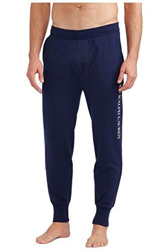 Polo Ralph Lauren Pantalone Joggers Uomo MOD. 714830292 002 Blu XXL