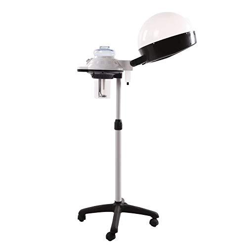 Broccoli Sèche-Cheveux Portable Support De Plancher Réglable pour Hotte avec roulettes Professionnel pour L'équipement De Soins Capillaires pour La Maison Et Le Salon