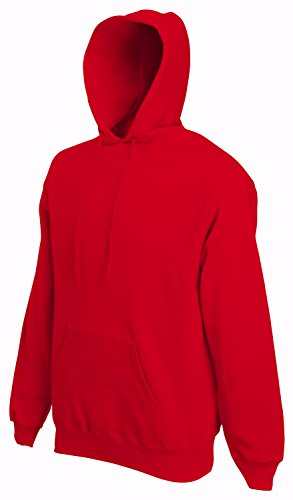 Fruit of the Loom Hooded Sweat Rot - XXL