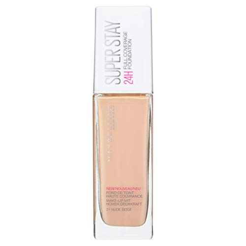 Maybelline New York Super Stay 24H Fondotinta...