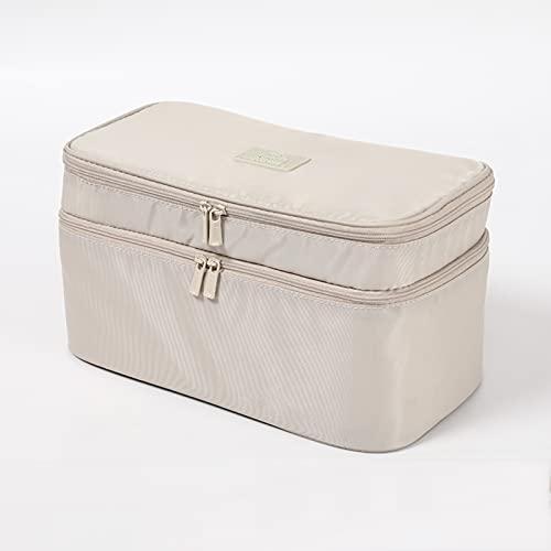 Organizadores de viajes,Bolso De Organizador De Viaje,Bolsa de almacenamiento de maleta,Poliéster,impermeable,a prueba de polvo,fácil de limpiar,doble bolsa de ropa interior,para Ropa Sucia de Viaje,