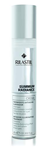 Rilastil Summum Radiance - Crema Tratamiento Antiedad Renovador para Pieles Apagadas - 40 ml (D42011570)