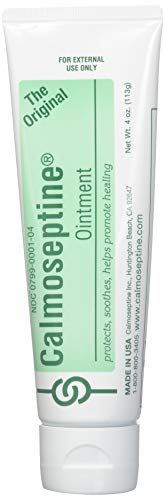 Calmoseptine Ointment 4 oz (Pack of 8)