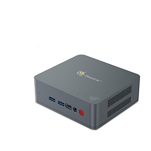 SeeKool U55 Mini PC Procesador Intel® Broadwell i3-5005U Du