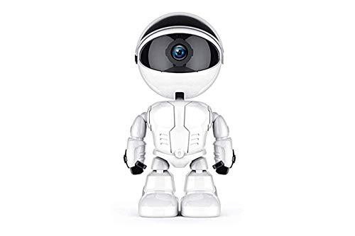 Robot cámara WiFi IP inalámbrica videovigilancia seguridad doméstica