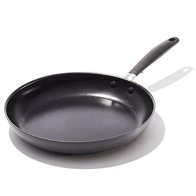 "OXO Good Grips Non-Stick Black Frying Pan, 12"""