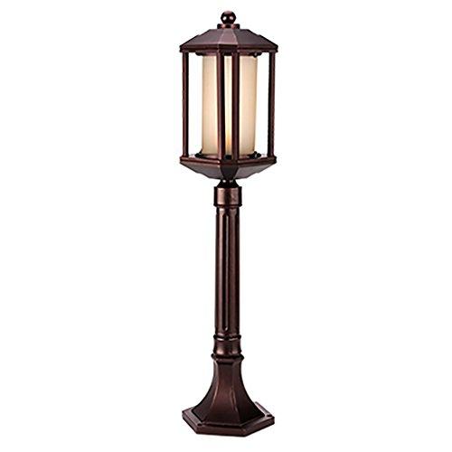 Vintage extérieur étanche lampe de jardin villa parc décoration pelouse lampe 79cm Réverbères