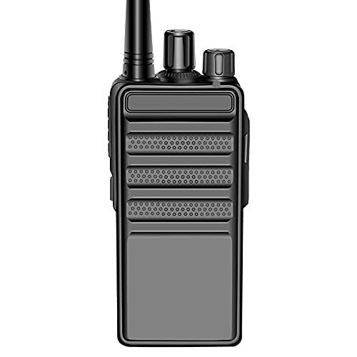 HJWL 2 Piezas De Walkie Talkie Radios De Dos Vías De Radio Comunicación 16CH Transceptor Portátil con Air Auricular BF-868