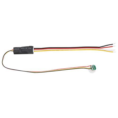 Witte Infrarood Sensor, Gemaakt van Plastic 1.5A Inductie Output Bewegingsmelder Sensor voor gangen Badkamers Kelders Automatische Verlichting Tdl-799k