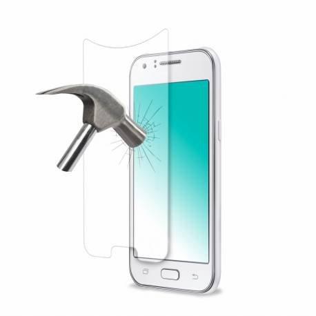 PURO Sdguni57 Protezione Schermo Universale per Smartphones da 5.5'' a 5.7'', Trasparente