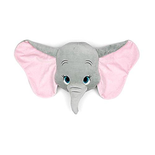 Official Disney Dumbo 47cm Big Face Cushion Soft Plush