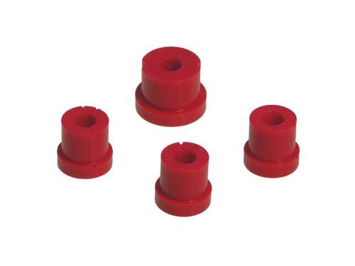 Prothane 4-1605 – Juego de bujes para palanca de cambios, color rojo