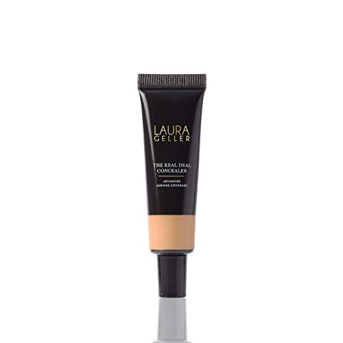LAURA GELLER NEW YORK The Real Deal Concealer for Advanced Serious Coverage, Golden Medium