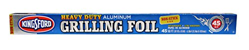 Kingsford Heavy Duty Aluminum Foil, 45 Square Feet, Extra Tough Grilling Accessories