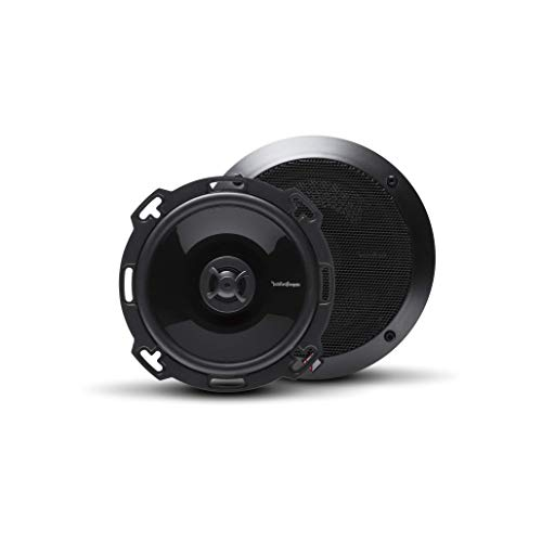 "Rockford Fosgate P16 Punch 6.0"" 2-Way Full-Range Speaker (Pair)"