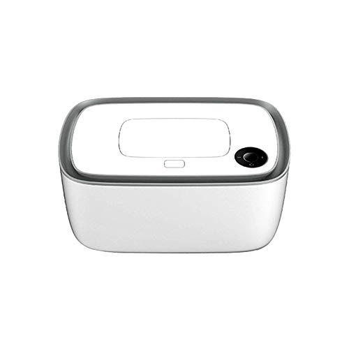 Tücherwärmer, Wipes wärme Tücher Heizung Box Aufbewahrungsbox für Feuchttücher pflege warm wischt heizung box für Zuhause und Büro