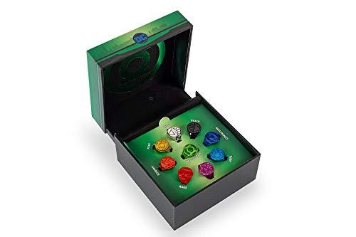 SalesOne LLC DC Comics Green Lantern Power Rings   Lantern Corps Power Rings   9-Ring Set
