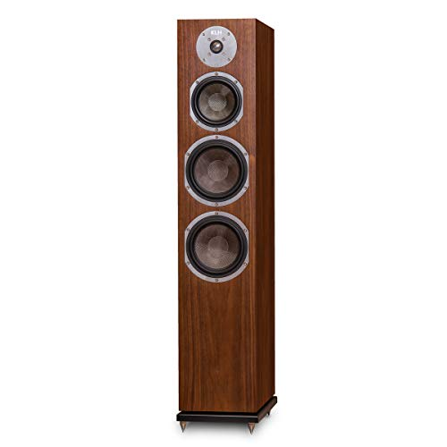 KLH Kendall 3-Way Floorstanding Speaker - Each (Walnut)
