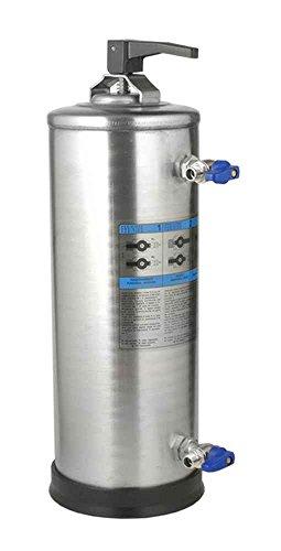 European Gift Water Softener, Steel