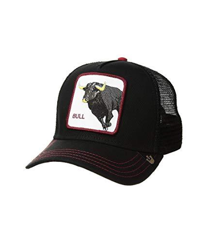 Goorin Bros. Herren Cap Bull Honky schwarz One Size