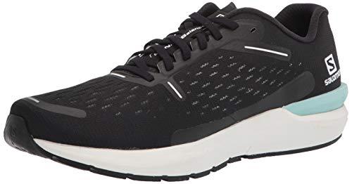 SALOMON Sonic 4 Balance, Zapatillas de Running Hombre, Black/White/Black, 40 EU