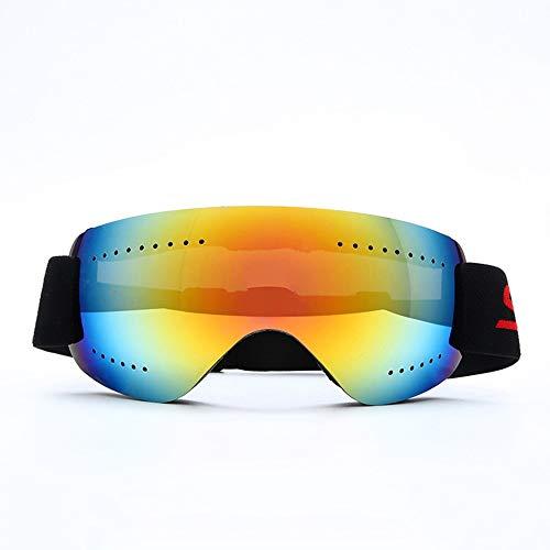 LG Schnee Motocross Outdoor-Wintersport Ultra Randlos Anti-Fog-Skibrille Anti-Wind Reiten Ski Mountaineering Männer Frauen Kinder Geschenk