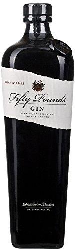 Fifty Pounds Ginebra - 700 ml