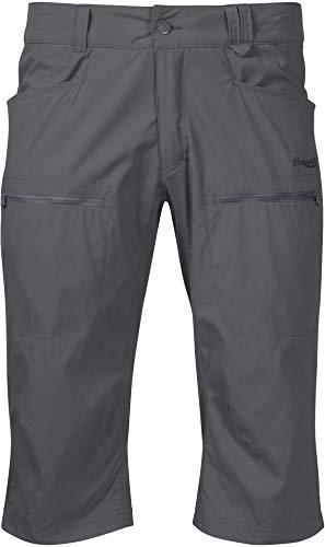 Bergans Utne Pirate Pants, M, solid Dark Grey/solid Charcoal