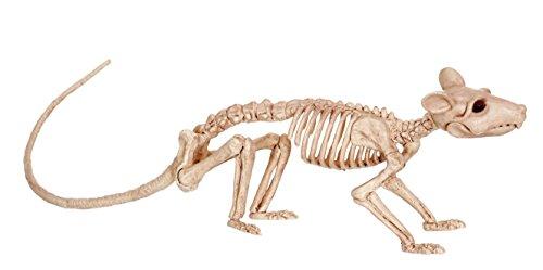 Crazy Bonez Skelett Ratte Bonez