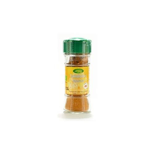Artemisbio Tandoori Masala Eco 28 Gr Especias Y Condimentos Masalas 400 g