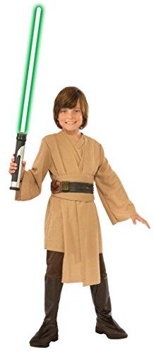 Star Wars Jedi Deluxe Child Costume, Large