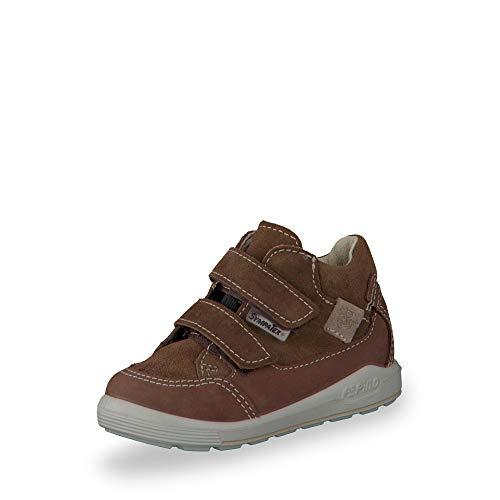 RICOSTA Pepino by garçon Bottes & Boots Zach, Bottes pour Enfants, Gamin Bottes,Bottes Velcro,imperméables à l'eau,Hazel,23 EU / 6 UK