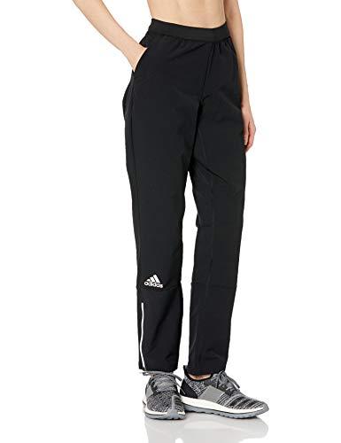 Adidas SQUAD Woven Pant Damen Multisport, Damen, schwarz-weiß, Medium