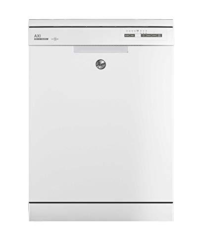 Hoover HDPN1L360OW Free Standing Full Size Dishwasher, 13 Place Settings, 60 cm Wide, White