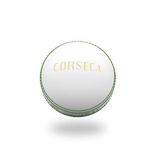 Corseca Orb Cricket Ball DMSC33 Portable Wireless Bluetooth Sports Speaker (White)