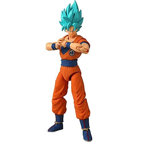 LXYY Dragon Ball Super - Dragon Stars Super Saiyan Blue Goku PVC Figura Mundial Coliseo Anime Modelo...