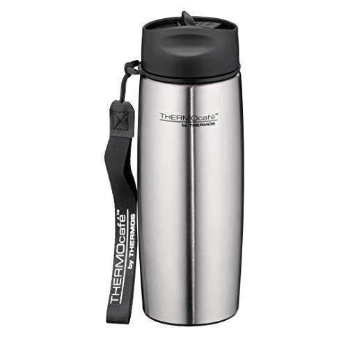Thermos Thermo Café by TC isolierbecher 4066Steel 0, 35L, Acciaio Inossidabile, 8,5x 8,5x 19,5cm
