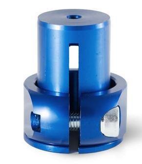 Apex HIC Kit Azul Mono Compression manillar para patinete (abrazadera 34,9