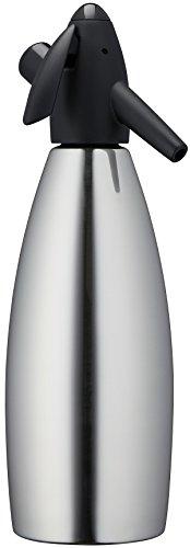 Tellier n4075X sifón Agua de seltz cubeta Acero Inoxidable 34x 9x 33cm 1l