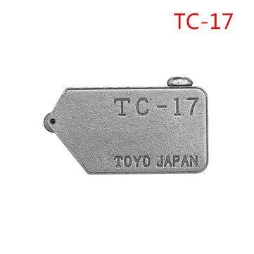 MASUNN Vervanging Tc-17 Tc-30 Tc-10 Tc-90 Toyo Glas Rechte Snijden Tegel Cutter Hoofd, 17, 1