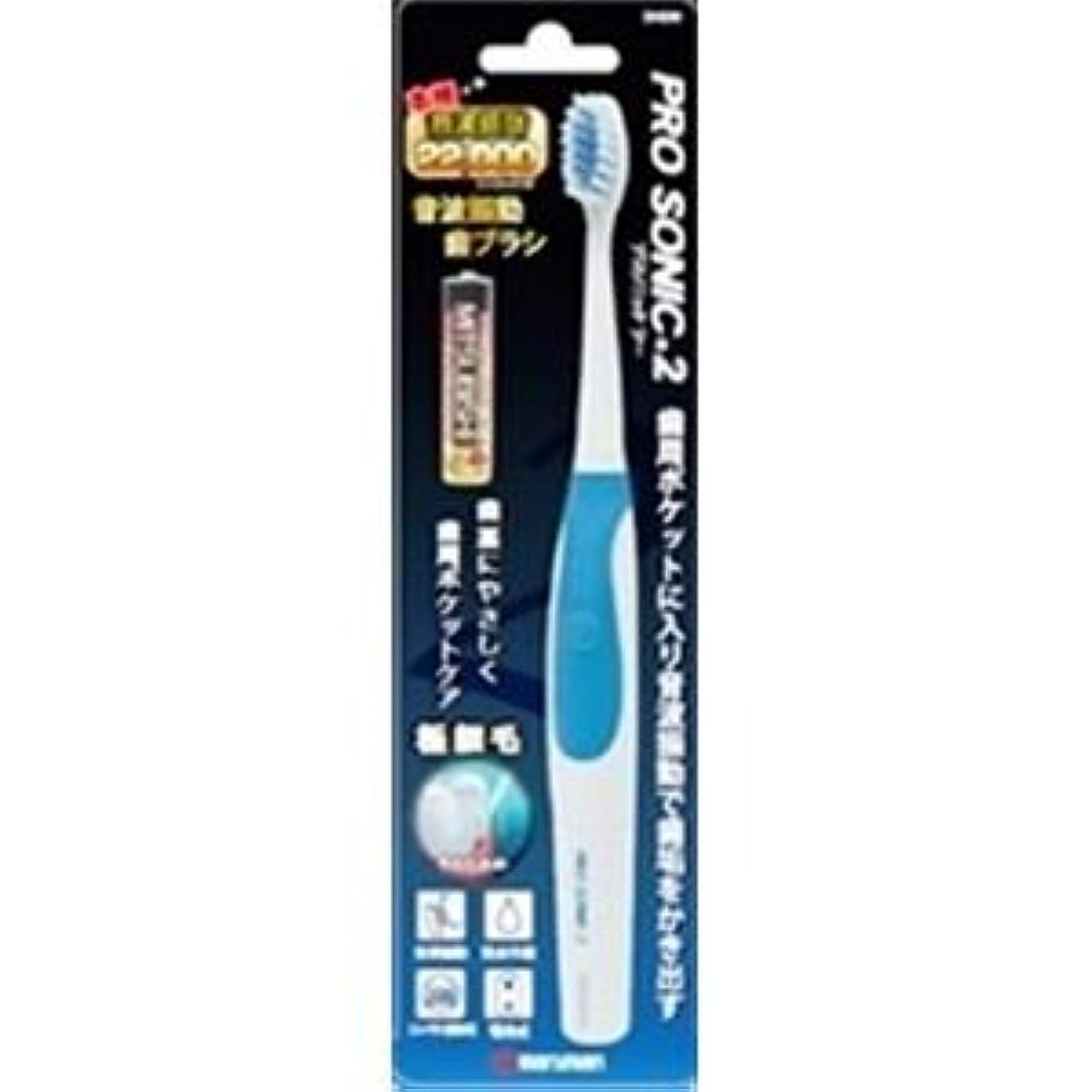 海ミルク税金(まとめ)マルマン NEWプロソニック2ブルー 【×3点セット】
