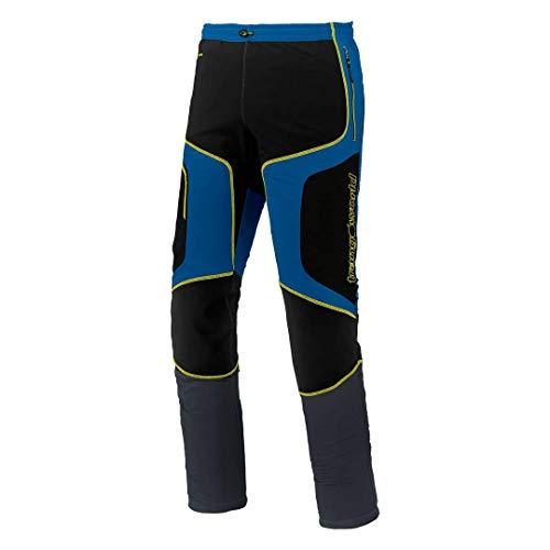 Trangoworld Ghawdex Sn Pantalon Long pour Homme S Bleu foncé/Noir