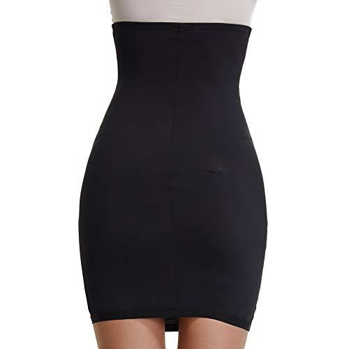 Joyshaper Falda Moldeadora Mujer Braguitas Estirada Shapewear de Cintura Alta para el Control de Barriga
