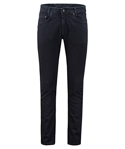 MAC Jeans Herren MACFLEXX Straight Jeans, Blau (Blue Black H799), W38/L32 (Herstellergröße: 38/32)