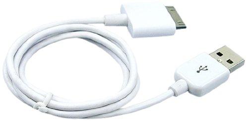 3GO CiPhone telefoonkabel wit – telefoonkabel (wit, mannelijk, mannelijk, mannelijk, mannelijk, mannelijk, mannelijk/mannelijk, aansluiting voor Apple iPhone/iPad, 1 stuk (S))