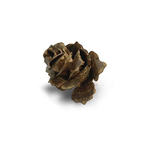 Sizzix Bigz Fustella, Jumbo Pigna Lacera, Acciaio Inossidabile, Bianco, 1.9x14x17.39 cm